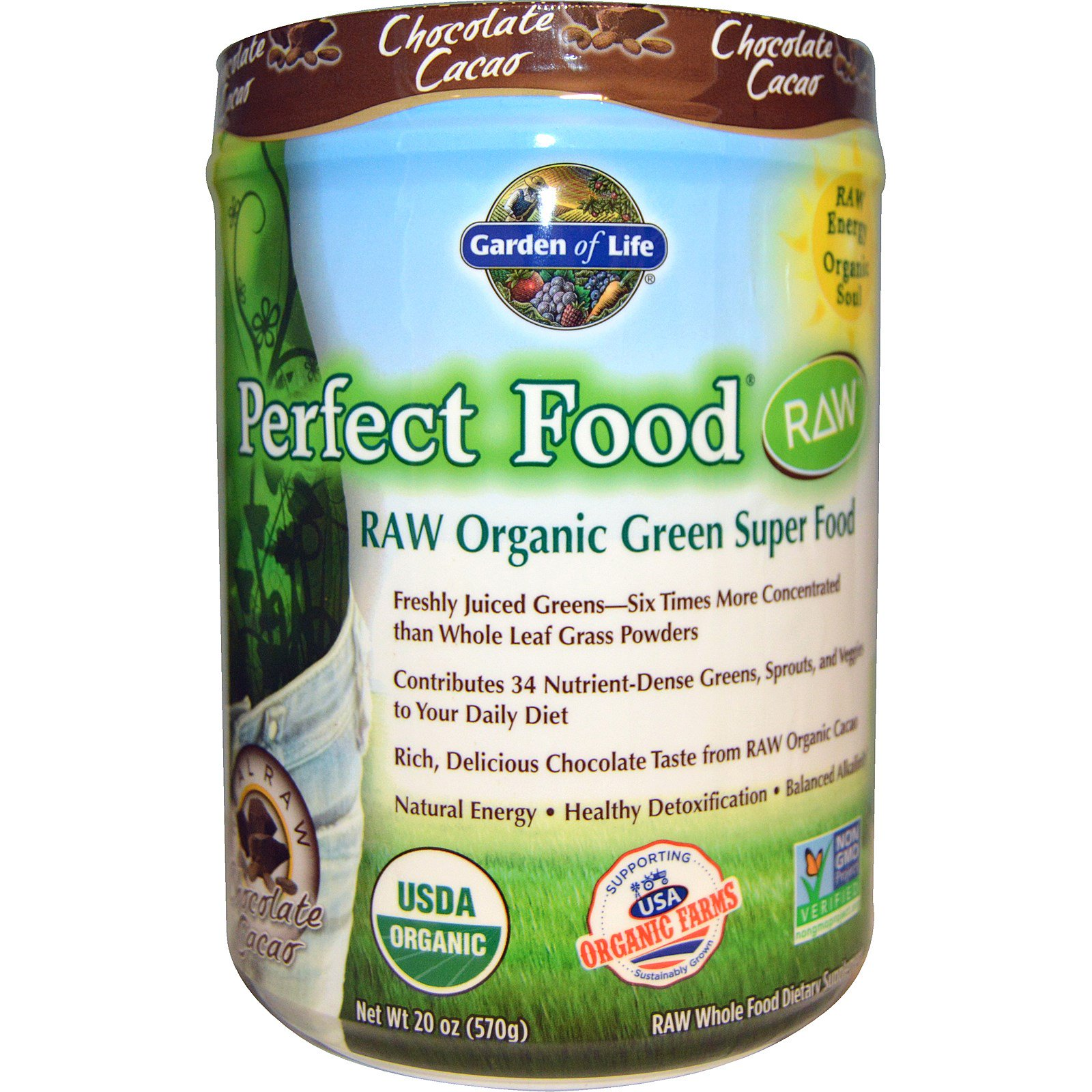 Garden Of Life Raw Meal Energy Garden Ftempo