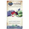 Garden of Life, MyKind Organics, Men's Once Daily, 30 Vegan Tablets