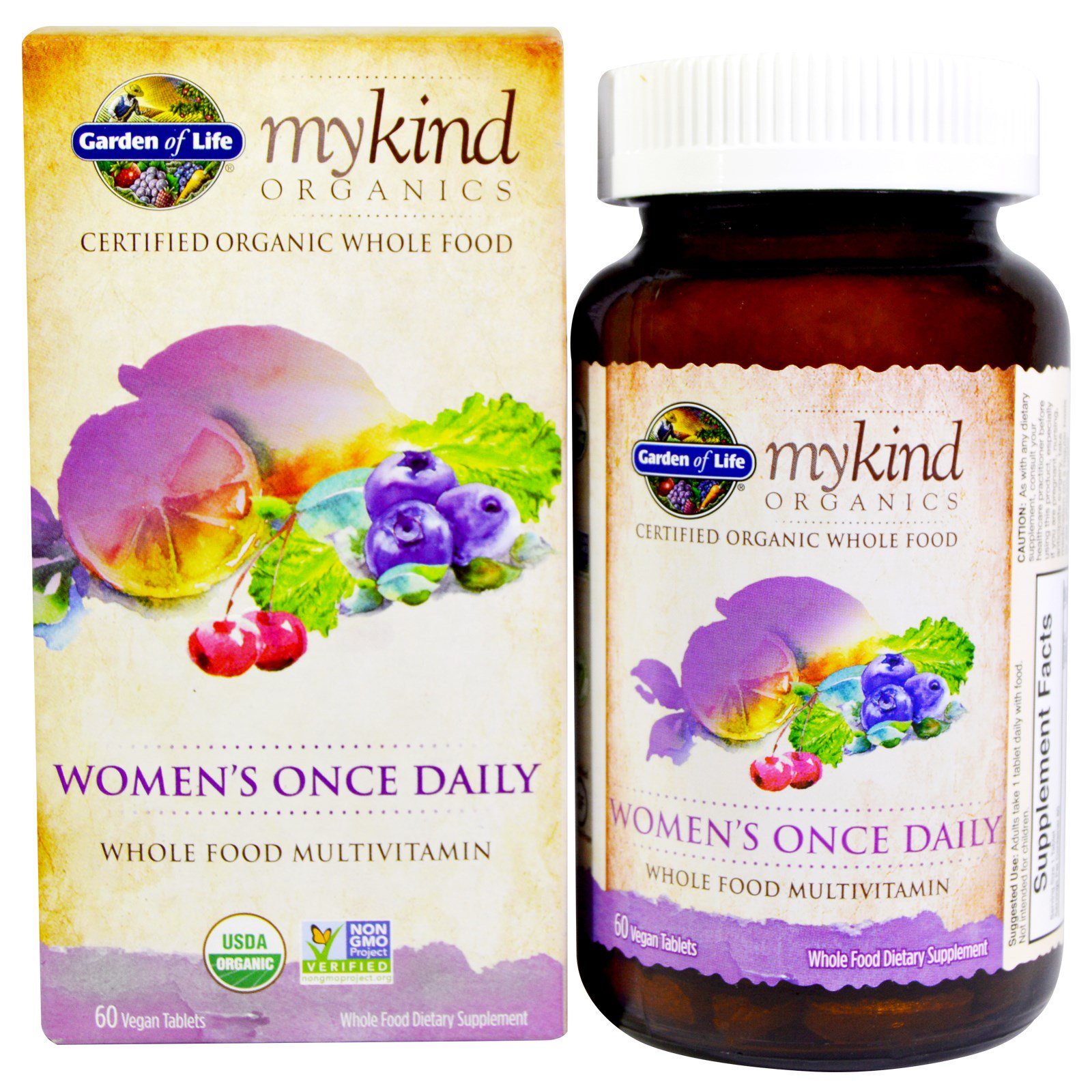s product reviews organics mykind mens once of multivitamin men daily life garden