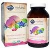 Garden of Life, Biologisches Vollwertkost-Multivitamin für Frauen über 40, 120 Vegan Tabletten