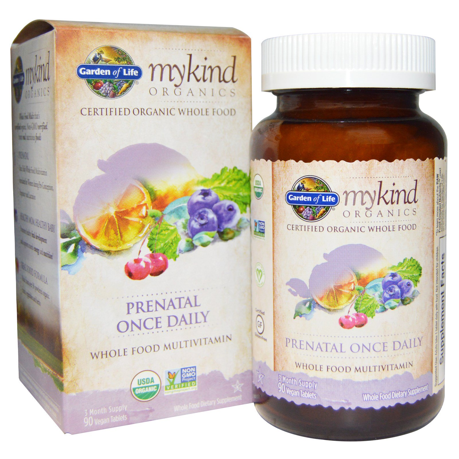 multivitamins of garden youtube reviews review organics life kind watch prenatal