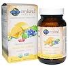 Garden of Life, Веган D3, органические жевательные конфеты, малина-лимон, 2000 МЕ, 30 штук