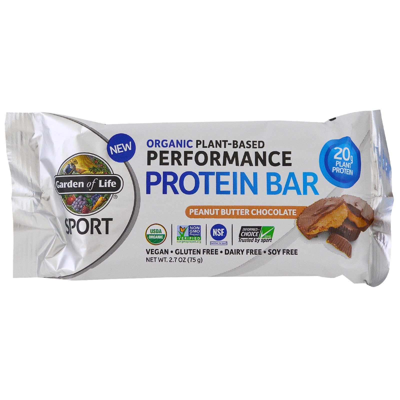 Garden Of Life Performance Protein Sport