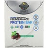 Garden of Life, Sport, Organic Plant-Based Performance Protein Bar, Chocolate Mint, 12 Bars, 2.46 oz (70 g) Each