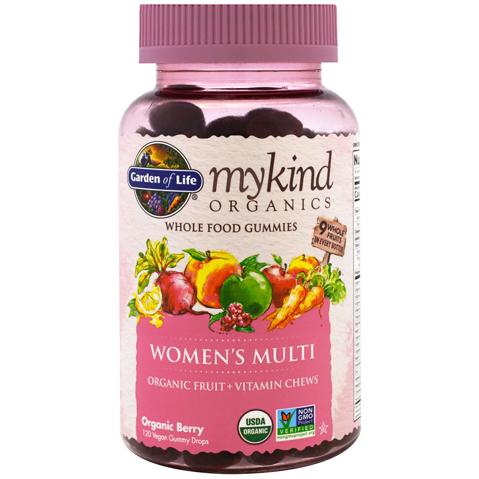 Image result for garden of life vegan gummy multis