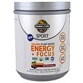 Garden of life sport organic plant based energy focus pre workout sugar free blackberry for Garden of life energy and focus
