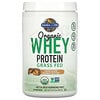 Garden of Life, Organic Whey Protein, Grass-Fed, Chocolate Peanut Butter, 13.75 oz (390 g)