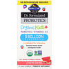 Garden of Life, Dr. Formulated Probiotics, Organic Kids +, Tasty Organic Watermelon, 30 Yummy Chewables