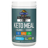 Garden of Life, Dr. Formulated Keto Meal Balanced Shake, Vanilla, 23.70 oz (672 g)