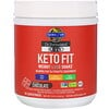 Garden of Life, Dr. Formulated Keto Fit Weight Loss Shake, Fair Trade Chocolate, 12.87 oz (365 g)