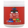 Garden of Life, Dr. Formulated Keto Fit Weight Loss Shake, Vanilla, 12.52 oz (355 g)