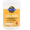 Garden of Life, Multi-Sourced Collagen Turmeric, Apple Cinnamon, 7.76 oz (220 g)