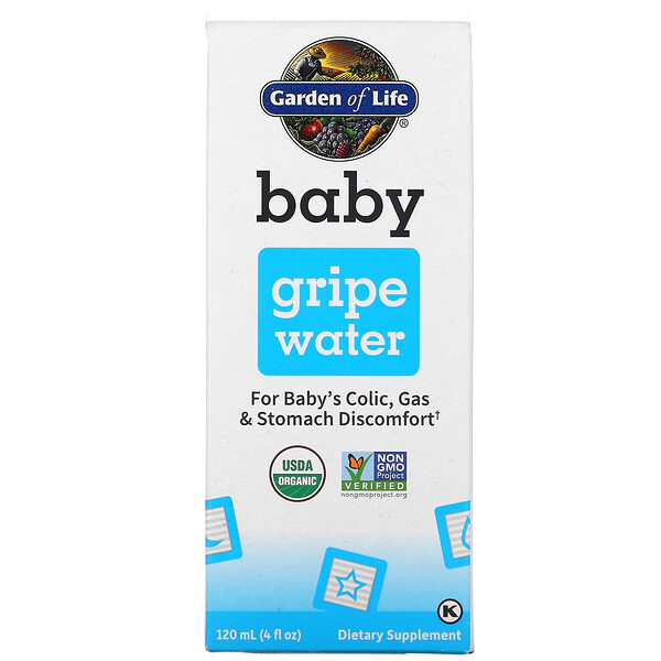 Baby, Gripe Water, 4 fl oz ( 120 ml)