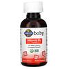 Garden of Life, Baby Vitamin D3 Liquid,  1.9 fl oz ( 56 ml)
