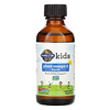 Garden of Life, Kids Plant Omega-3 Liquid, Strawberry , 2 fl oz (57.5 ml)