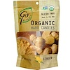 Go Organic, Organic Hard Candies, Ginger, 3.5 oz (100 g)