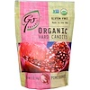 Go Organic, Organic Hard Candies, Pomegranate, 3.5 oz (100 g)