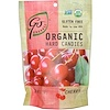 GoOrganic, Organic Hard Candies, Cherry, 3.5 oz (100 g)
