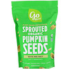 Go Raw, Organic, Sprouted Pumpkin Seeds with Sea Salt, 16 oz (454 g)