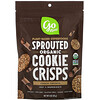 Go Raw, Organic, Sprouted Cookie Crisps, Choco Crunch, 3 oz (85 g)