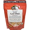 Go Raw, Organic Flax Snax, Pizza, 3 oz (85 g)