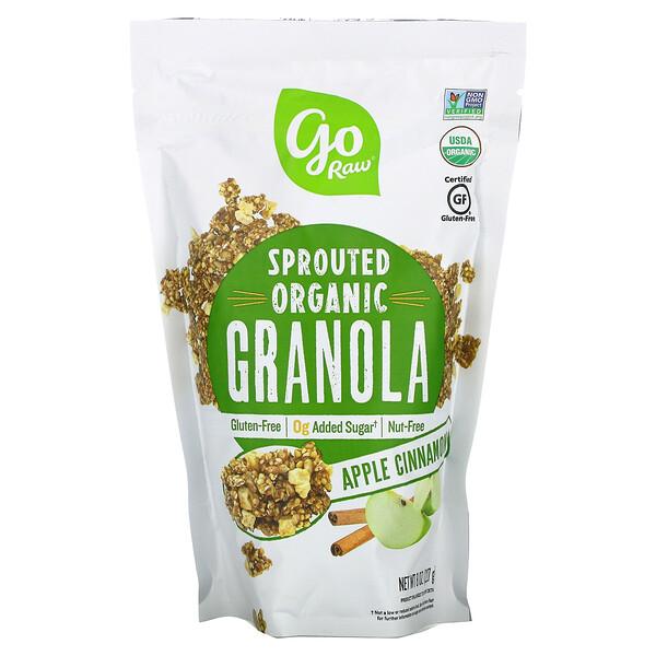 Sprouted Organic Granola, Apple Cinnamon, 8 oz (227g)