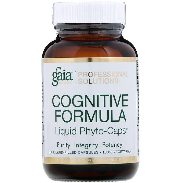 Cognitive Formula, 60 Liquid-Filled Capsules