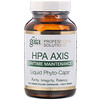 Gaia Herbs Professional Solutions, Eje hipotalámico-hipofisario-adrenal, mantenimiento de día, 120 cápsulas con relleno líquido