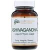 Gaia Herbs Professional Solutions, Ashwagandha, 60 Liquid-Filled Capsules