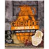 Grenade, Carb Killa، لوح غني بالبروتين، نكهة الكراميل، 12 لوحًا، 2.12 أونصة (60 جم) لكل لوح