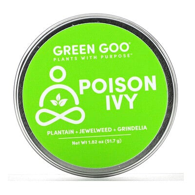 Купить Green Goo Poison Ivy Salve, 1.82 oz (51.7 g)