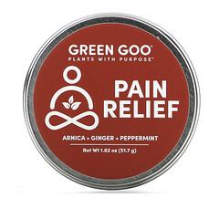 Green Goo, 緩解疼痛膏,1.82 盎司(51.7 克)