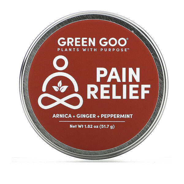 Pain Relief Salve, 1.82 oz (51.7 g)