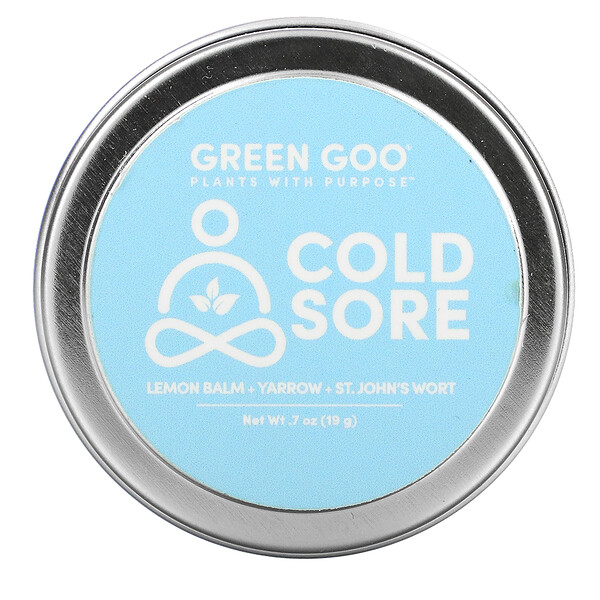 Cold Sore Salve, .7 oz (19 g)