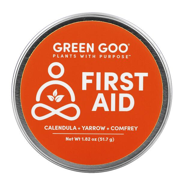First Aid Salve, 1.82 oz (51.7 g)