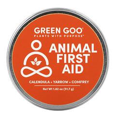 Green Goo, 動物急救藥膏,1.82 盎司(51.7 克)