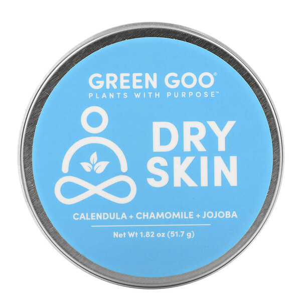 Green Goo, Dry Skin Salve, 1.82 oz (51.7 g)
