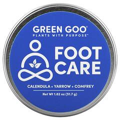 Green Goo, 護足膏,1.82 盎司(51.7 克)