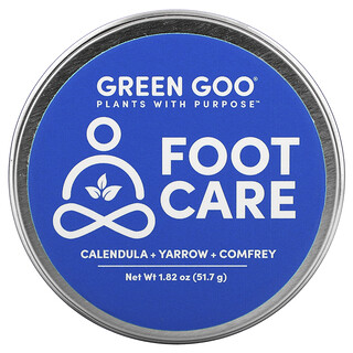 Green Goo, Foot Care Salve, 1.82 oz (51.7 g)
