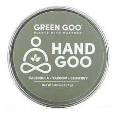 Green Goo, Hand Goo Salve,1.82 盎司(51.7 克)