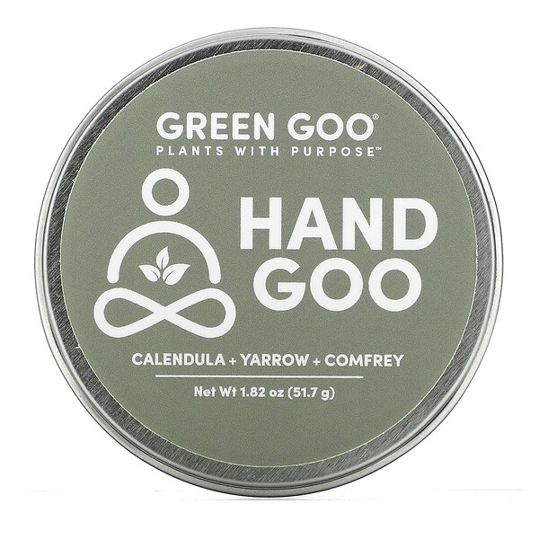Green Goo, Hand Goo Salve, 1.82 oz (51.7 g)