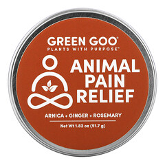 Green Goo, 動物鎮痛劑,1.82 盎司(51.7 克)