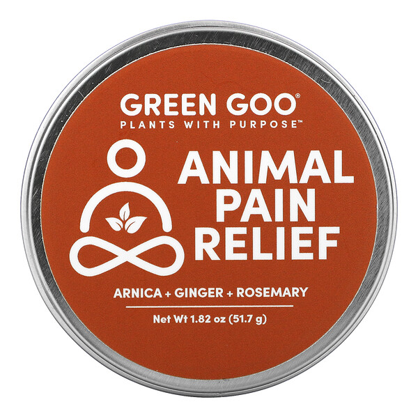 Animal Pain Relief Salve, 1.82 oz (51.7 g)
