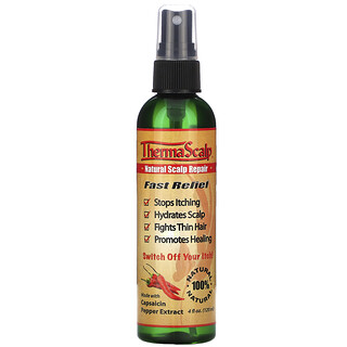 Greensations, ThermaScalp, Natural Scalp Repair, 4 fl oz (120 ml)