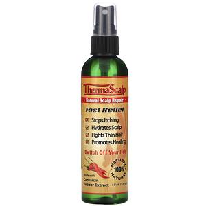 Гринсэйшнс, ThermaScalp, Natural Scalp Repair, 4 fl oz (120 ml) отзывы покупателей