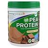 Growing Naturals, ピー プロテイン、チョコレート パワー、15.8 oz (449 g)