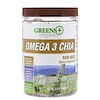 Greens Plus, Omega 3 Chia, 1.0 lb (454 g)
