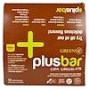 Greens Plus, Plusbar, Chia Chocolate, 12 Bars, 2 oz (59 g) Each (Discontinued Item)