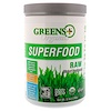 Greens Plus, Organic Superfood, Cru, 240 g (8,5 oz)