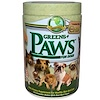 Greens Plus, PAWS for Dogs, Real Beef Flavor, 120 Chewable Wafers (Discontinued Item)
